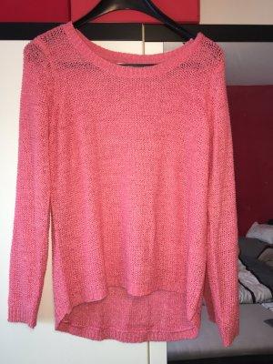 Pullover Only pink in Größe L