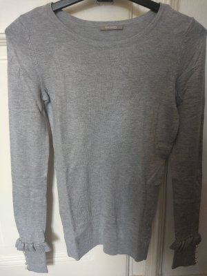 Orsay Knitted Sweater light grey
