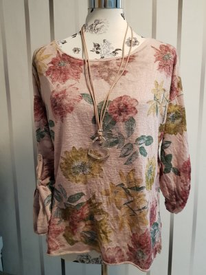 Made in Italy Oversized Sweater pink