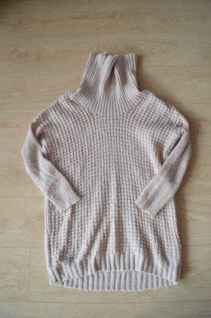 pullover oversize strick warm