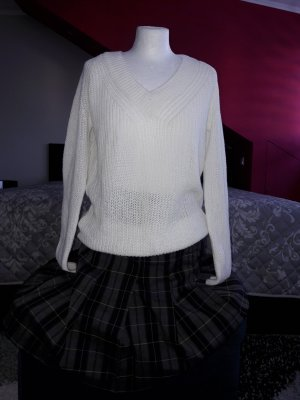 Pullover Overzized Only by Vero Moda Gr. S 36 Strick Long Pulli Over Size weiß