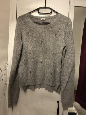 Pullover Pimkie Strass Perlen