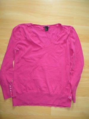 Pullover pink H&M Größe M