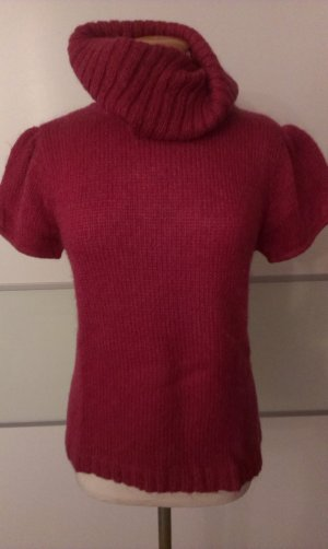 Pullover, pink halbarm, Hallhuber