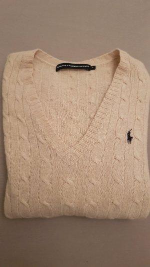 Pullover Polo Ralph Lauren - 100% Wolle - beige - XL
