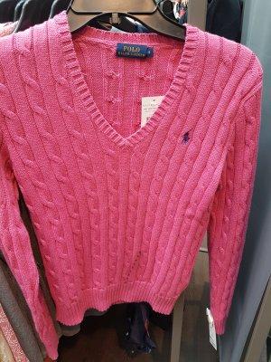 Polo Ralph Lauren Sweater neonroos Katoen