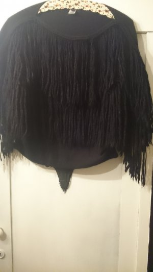 Mango Sweater black