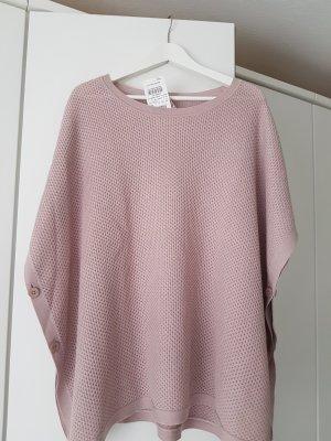 Gerry Weber Oversized trui stoffig roze