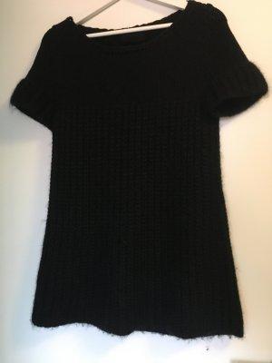 Prada Gebreide trui zwart Mohair