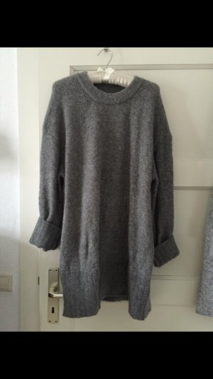 Zara Pull en laine gris