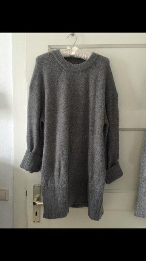 Pullover Pulli oversize Kleid Tunika blogger musthave