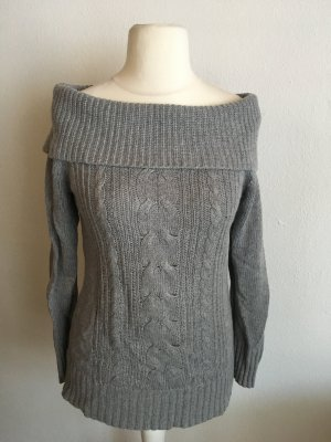 Orsay Knitted Sweater grey