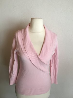 Pullover Pulli Strickpullover rosa leicht Esprit Gr. S