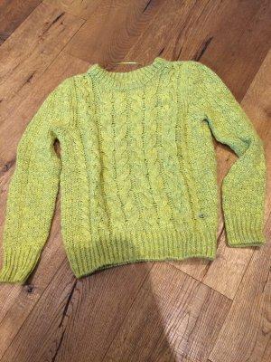 Pullover Pulli von SET Wollpulli Gr 38