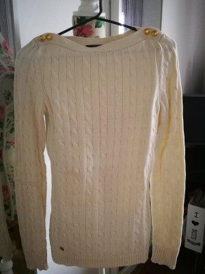 Lauren by Ralph Lauren Abito maglione bianco sporco