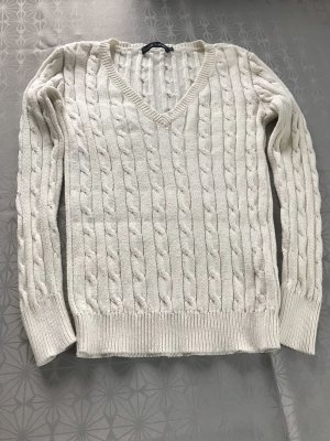 Ralph Lauren V-Neck Sweater cream