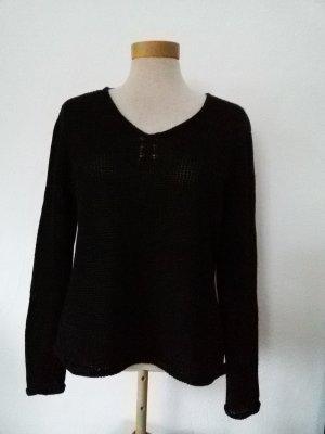Pullover, reines Leinen, wunderbarer Tragekomfort. Lässig und sportiv, einfach toll !