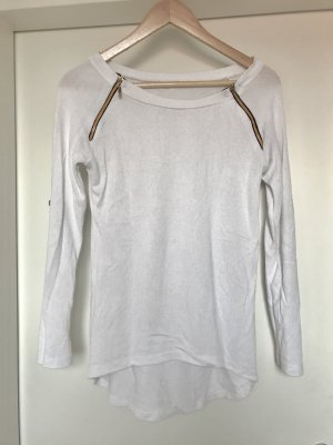 Pullover * Reißverschluss * Größe 36