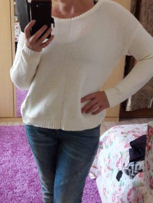 Pullover Reißverschluss Object by Vero Moda Gr. M 38Strick Pulli Over Size Neu