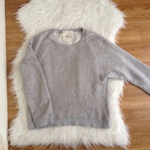 Rockamora Sweat Shirt light grey-grey