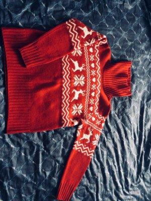 Pullover Rollkragenpullover aus Wolle von DARLING Harbour, Gr.XL