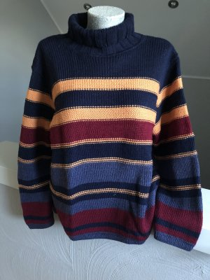 Turtleneck Sweater multicolored