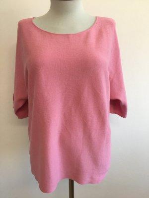 Pullover rosa Schulterfrei