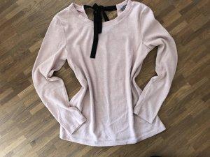 Pullover - rose - S - Schleife