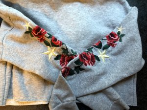 H&M Divided Hooded Sweater multicolored