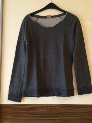 Pullover -S- kaum getragen *OXMO* - grau