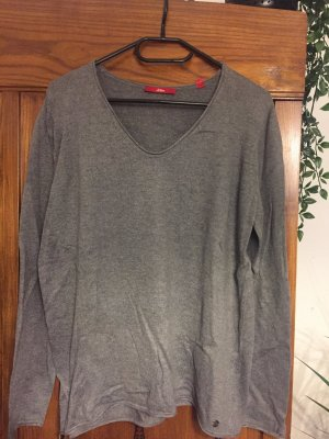 QS by s.Oliver Sweater grijs