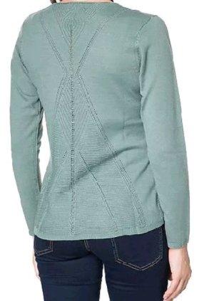 Pullover schilf grün 34/36