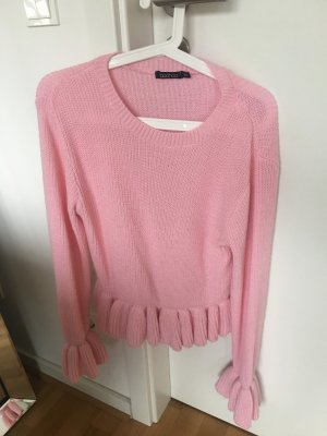 Pullover Schößchen