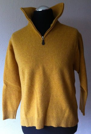 Sailor Sweater ocher new wool