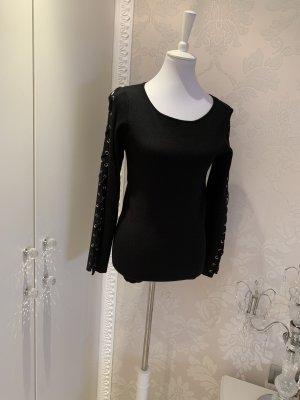Pullover schwarz 70% Viscose