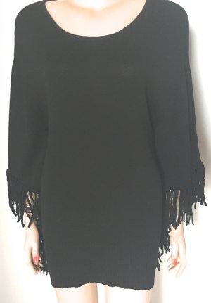 Pullover schwarz Monari Gr. 40 wie neu