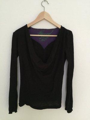 Pullover schwarz von Freesoul