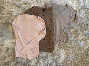 Pullover-Set Mango/Zara/Stradivarius Gr. S