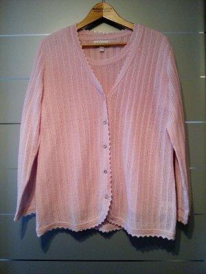 Pullover Set von Peter Hahn, 100% Kaschmir, Größe 46, rosa
