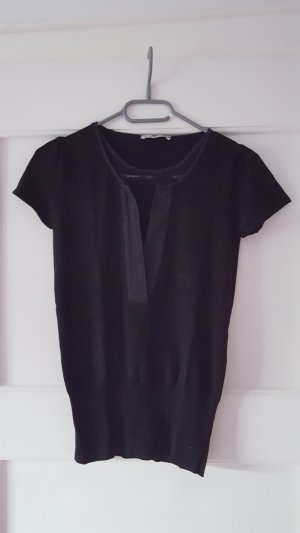 Kookai Short Sleeve Sweater black