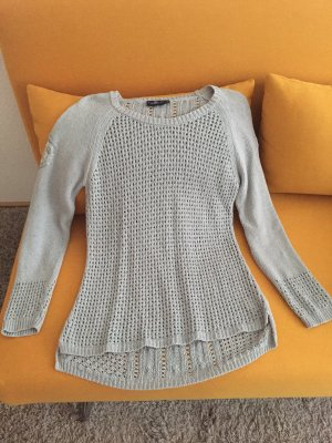 Largentina Long Sweater light grey
