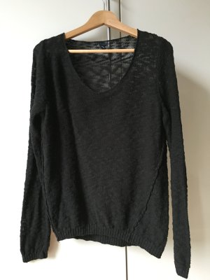 Pullover sOLIVER Strick schwarz