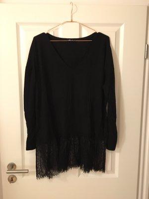 Pullover Spitzensaum Zara