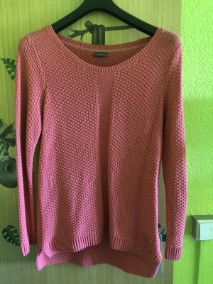 Street One Crewneck Sweater pink