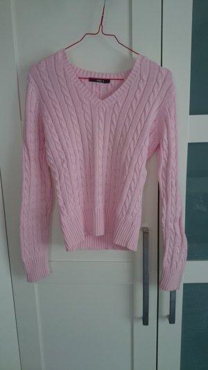 Pullover Strick rosa von Jake*S Gr. S