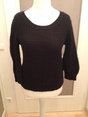 Pullover Strick schwarz von S.Oliver