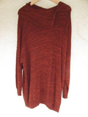 Pullover Strick Vintage Retro Oversize