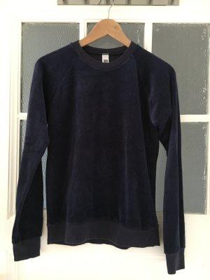 Pullover / Sweat aus weichem Nicki von American Apparel in Größe XS