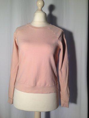 Pullover Sweatshirt Streetstyle  Rose Gr. S