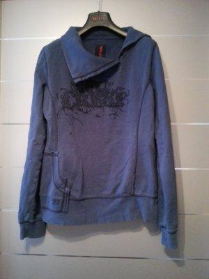 Pullover / Sweatshirt von Tom Tailor, blau, Größe 40/ L